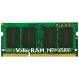 Kingston KVR16S11/8BK Arbeitsspeicher 8GB (1600MHz, 204-polig, CL11) DDR3-RAM