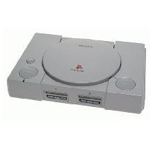 Playstation 1 + 4 jeux + 2 manettes