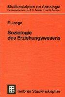 Soziologie der Bildung und Erziehung