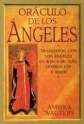 Portada del libro Oraculo de los angeles (Tabla de Esmeralda)