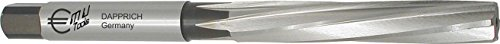 Preisvergleich Produktbild HSS-Handreibahlen, DIN 206 B, spiralgenutet, DIN 206 , mit Zylinderschaft und Vierkant DIN 10 DIN 206 B: Ø 15,0 mm H7