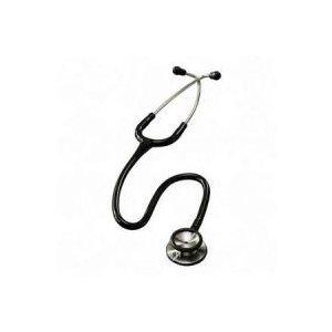 Littmann Classic II SE Stethoskop in der Farbe Schwarz/Black inkl. Microfasertuch
