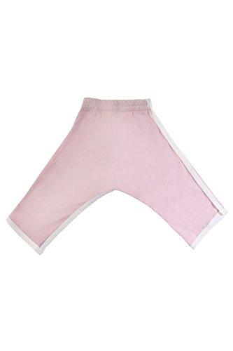 Hip-Pose Babyhose für Spreizhose und Gipshosen pink, Göße S