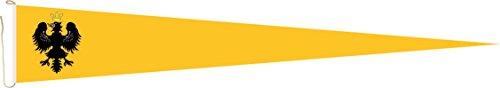 Haute Qualité pour U24 Long Fanion Pise Province Drapeau 250 x 40 cm