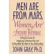 Men Are from Mars, Women Are from Venus [Gebundene Ausgabe] by Gray, John
