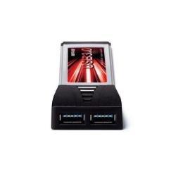 Buffalo Carte Interface ExpressCard pour Notebook USB 3.0