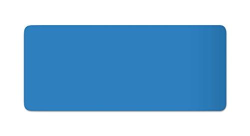 Speed Repair direkt Planen Reparatur Pflaster in 20 Farben 50 cm x 21 cm SELBSTKLEBEND (RAL 5012 lichtblau)