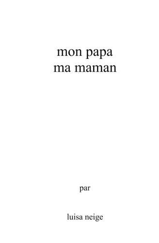 mon papa ma maman