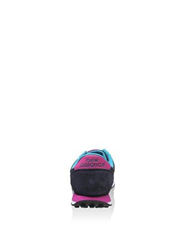 New Balance Wl410 B, Damen Sneakers Blau/Pink