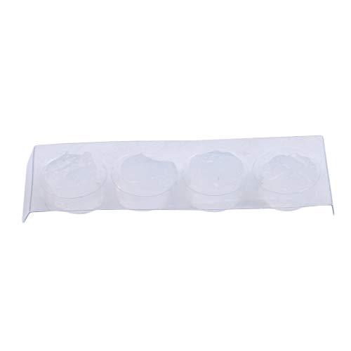 Kingus Box Silikon-Ohrstöpsel Schutzkitt Ohrstöpsel Ohrstöpsel Anti-Rauschunterdrückung Gehörschutz