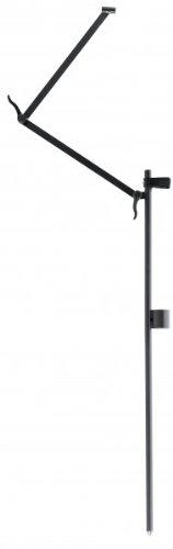 Big Cat Wallerruten-Ständer (höhenverstellbar, Edelstahl, 155cm)