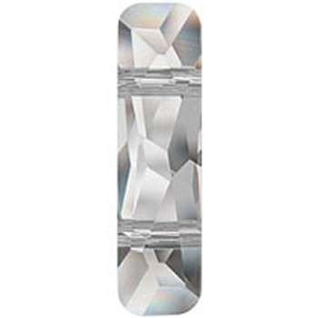 Original Swarovski Elements Beads 5535 MM23,5X 5,0 - Rosaline (508) ; Packing Unit: 48 pcs. Crystal (001)