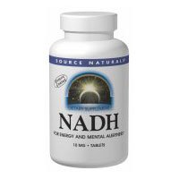 Source Naturals NADH from Source Naturals