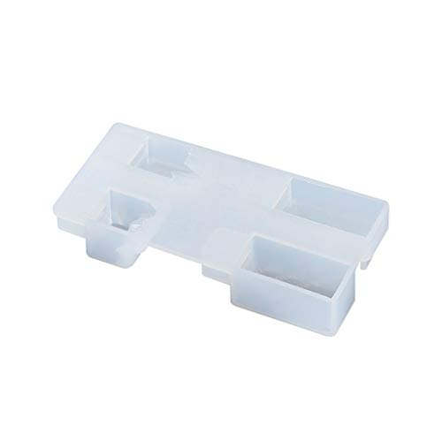 PINH-lang Stampo in Silicone a Forma di Snow Mountain Mold DIY Micro Landscape USB Stick resine Cyber Monday Offerta 2019