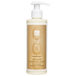 CND Almond Hydrating Lotion (8 oz) by CND (Creative Nail Design)