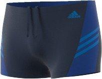 Adidas I INS BX Badehose, Herren bleu marine/bleu flash