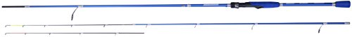 Shakespeare Agility 2HRF Stab (2Stück), unisex, Agility 2, blau (Blanks Shakespeare Rod)
