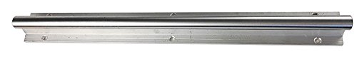 TEN-HIGH Linear Rail CNC parts SBR16 16mm, 2000mm 78.74inch Fully Supported Linear Guide.