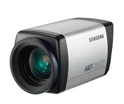 Samsung SCZ-2370P 37X High Resolution Zoom Color Camera
