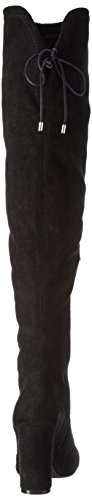 Another Pair of Shoes Larae1, Bottes Hautes Femme Noir (Black01)