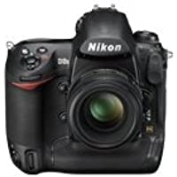 Nikon D3S 12.1 MP CMOS Digital SLR Camera with 3-Inch LCD and 9fps 720p HD Video Capability (Body Only)