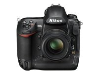 Nikon D3s SLR-Digitalkamera (12,1 Megapixel, Live-View, HD-Videofunktion) Gehäuse