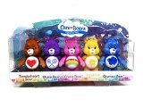 Care Bears, Figurine Set [Tenderheart, Share, Cheer, Funshine, -