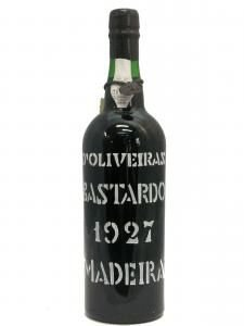OLIVEIRAS Reserva Bastardo 1927, Madeira