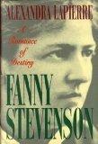 Portada del libro Fanny Stevenson: A Romance of Destiny by Alexandra Lapierre (1995-03-02)