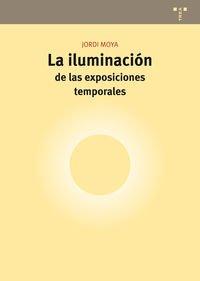 La Iluminación De Las Exposiciones Temporales (Conservación y Restauración del Patrimonio) por Jordi Moya Baringo