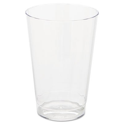 12 oz Classicware Tall Crystal Plastic Tumbler in Clear by WNA Comet