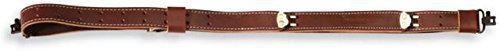 Browning Leather Latigo Sling 12244 - Brown w/ 1 1/4in super by Browning Magazines & Sights