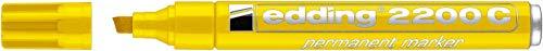 Edding e-2200C - Rotulador permanente recargable punta