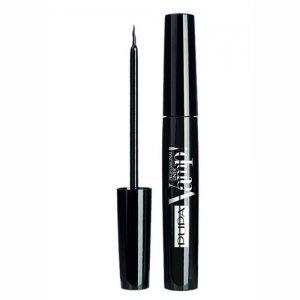 Vamp Professional Liner Eyeliner Waterproof Tonalità 100 Extrablack