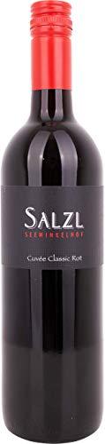 Salzl Cuvée Classic Rot 2017 Zweigelt trocken, (3 x 0.75 l)