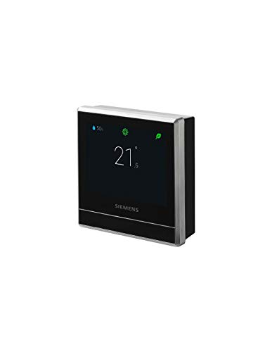 Siemens RDS110 Smart Learning Thermostat