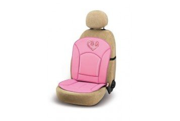 Bottari 29053 Sitzauflage My Pink Heart mit Pinkem Herz, 1 Teil, Rosa