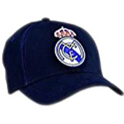 Gorra Real Madrid Navy Adulto