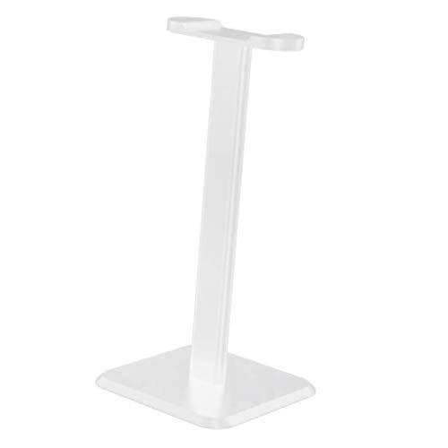 B Baosity Auricolare Stand Holder da Tavolo Scrivania per Cuffie Poggia Auricolari per Sennheiser, Sony, Audio-Technica - Bianca