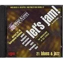 Let's Jam! CD Jazz & Blues (Watch & Learn: Let's Jam)