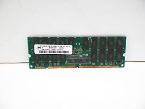 Micron Dell mt36lsdf12872g2–133B1 1 GB ECC REG PC133 RAM