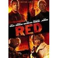 Red - Steelbook