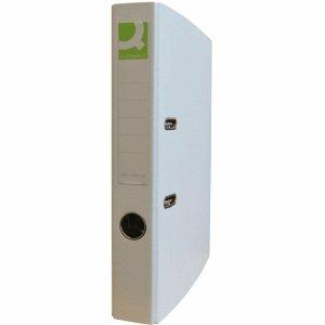 Connect Ordner A4 PP ohne Kantenschutz 50mm weiß