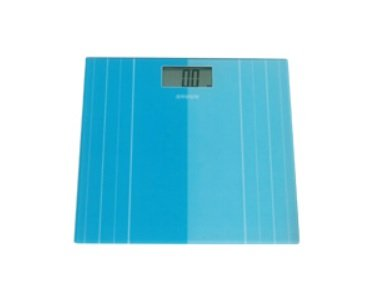 Stube 620Electronic Personal Scale Blue Personal Scale-Personal Scales (LCD, Blue, 302mm, 302mm, 22mm, AAA)