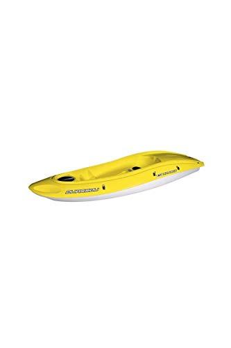 Kayak Sit on Top BIC Ouassou jaune