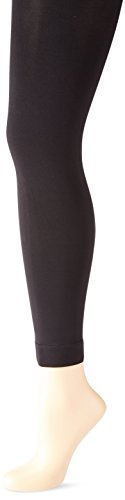 Nur Die Damen Strumpfhose Leggings 80, 80 Den, Schwarz (Schwarz 94), 44 (Herstellergröße: 40-44=M)