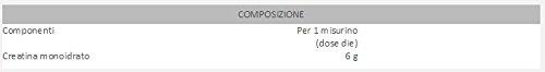 100% Creatina - Named - Integratore alimentare a base di Creatina Monoidrato Micronizzata - 21iqFzFaiNL