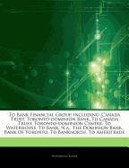 articles-on-td-bank-financial-group-including-canada-trust-toronto-dominion-bank-td-canada-trust-tor