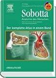 Sobotta - Der komplette Atlas der Anatomie des Menschen in einem Band mit StudentConsult-Zugang: Allgemeine Anatomie - Bewegungsapparat - Innere Organe - Neuroanatomie