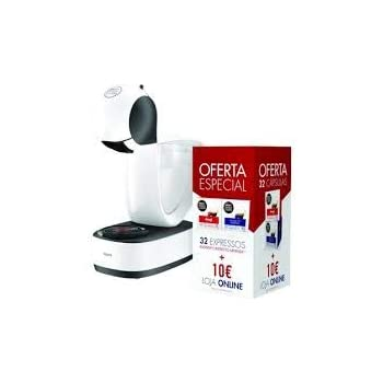 Krups Dolce Gusto KP1701 Infinissima Cafetera de capsulas ...